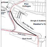 Map - Footpath 22, Padstow