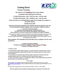 Ocean Housing