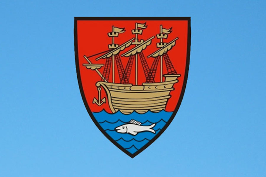 Padstow Town Council Crest