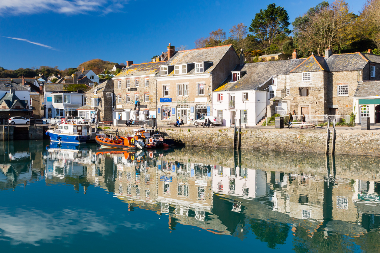 Padstow Harbour Cornwall