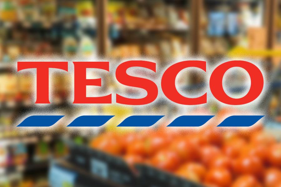 Tesco Supermarket logo
