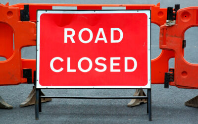 Emergency Road Closure – Dobbin Road, Trevone 14-20 January 2021