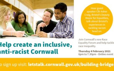Cornwall Councils One and All Race Equality Forum